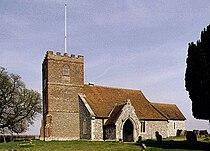 St James, Winterbourne - geograph.org.uk - 1539324.jpg