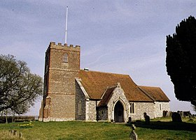 St James, Winterbourne - geograph.org.uk - 1539324.jpg