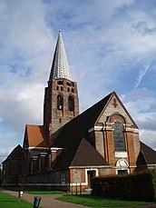 Iglesia de St Jude's Church, Hampstead Garden