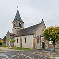 St Lawrence church in St-Ennemond 01.jpg