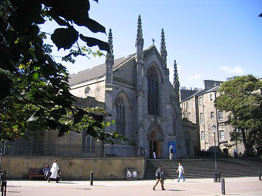 St Mary's Metropolitan Cathedral Edinburgh