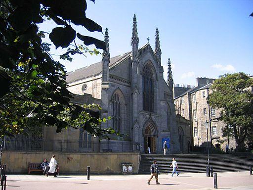 St Mary's Metropolitan Cathedral Edinburgh