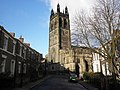 St Matthew's Church, Big Lamp, Newcastle - geograph.org.uk - 1709049.jpg