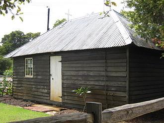 Australind, Western Australia - Image: St Nichols Church Australind