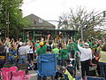 St Pats Parade Day Metairie 2012 Parade B1.JPG