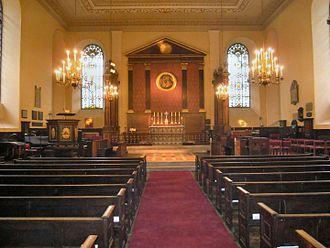 St Paul's, Covent Garden - The Sanctuary