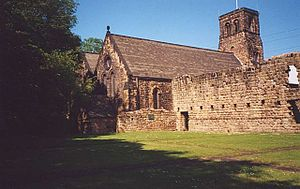 Jarrow Hall – Anglo-Saxon Farm, Village and Bede Museum - St. Paul's Monastery