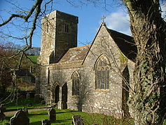 St Peter's Church, Long Bredy, Dorset - geograph.org.uk - 93762.jpg