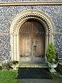 St Thomas of Canterbury, West Hyde, Doorway-geograph-3340586.jpg