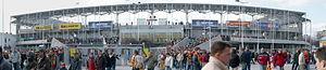 2017 UEFA European Under-21 Championship - Image: Stadion MO Si R Kielce 02 ssj 20060415