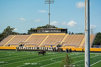 Cleveland Heights High School - Football stadium