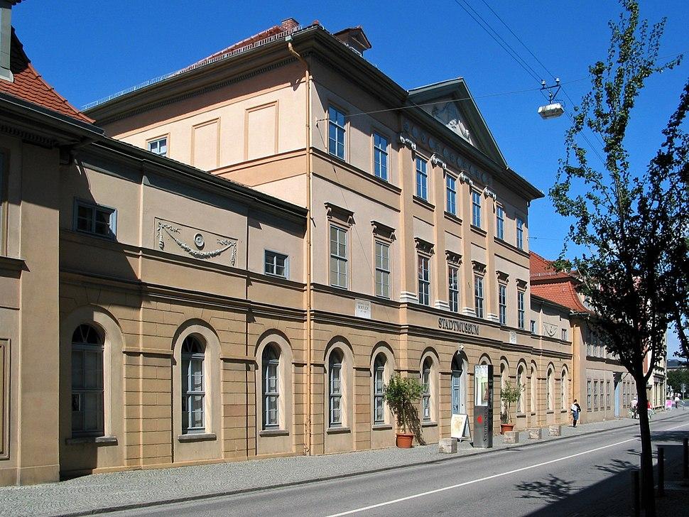 Stadtmuseum Weimar im Bertuchhaus