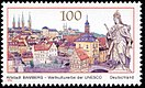 Stamp Germany 1996 Briefmarke Bamberg.jpg
