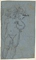 Standing Nude Putto and Study of a Helmeted Head MET DP809904.jpg