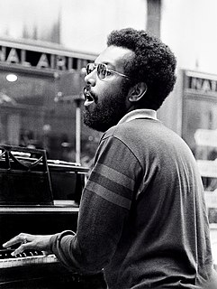 Stanley Cowell American musician