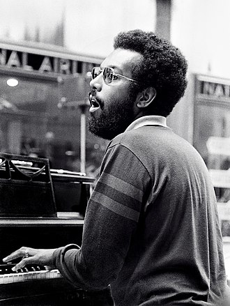 Stanley Cowell - Playing with The Heath Brothers in Rockefeller Center, June 1977