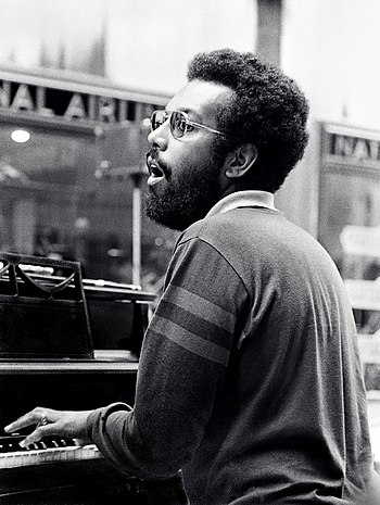 Stanley Cowell playing with The Heath Brothers...