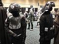 Star Wars Celebration V - 501st room - Imperial gunner and guard costumes (4940400979).jpg