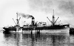 SS Iron Knob - Image: State Lib Qld 1 148787 Iron Knob (ship)