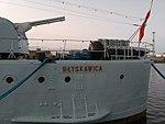 Statek muzeum ORP Błyskawica w Gdyni - sierpień 2017 - 2.jpg
