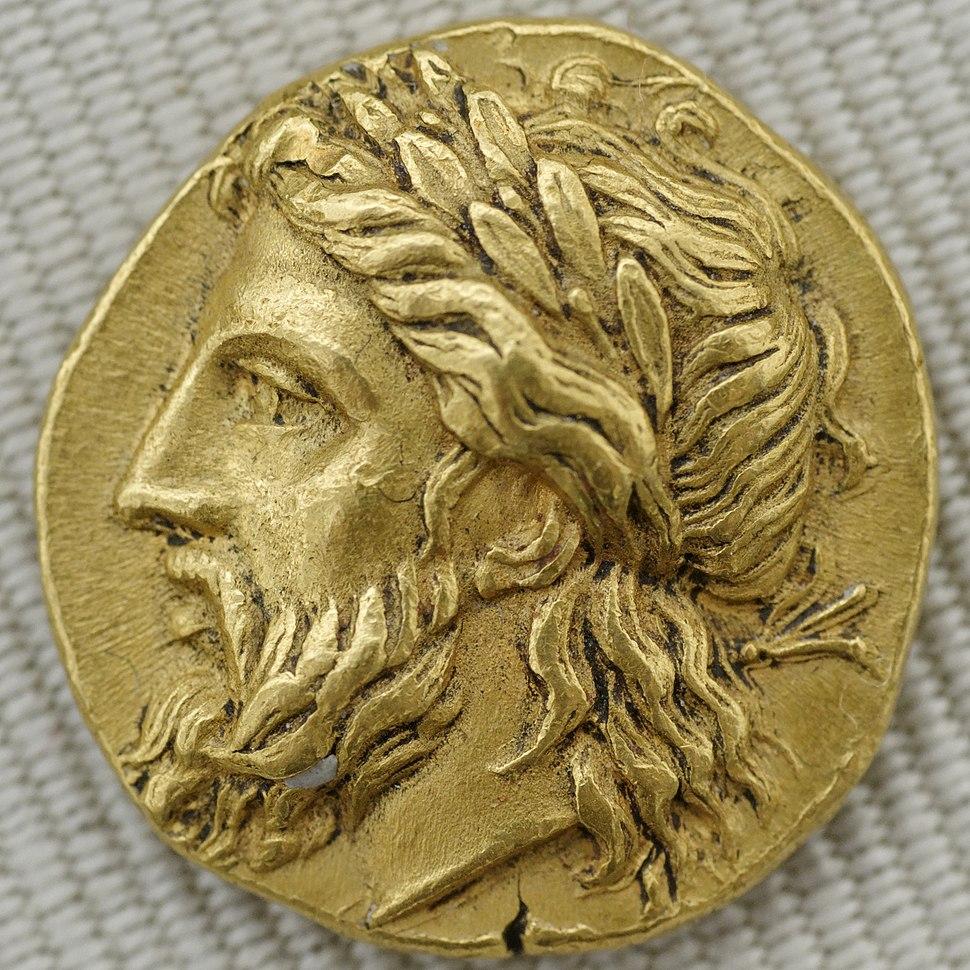 Stater Zeus Lampsacus CdM