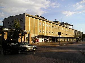Mechelen railway station - Image: Station Mechelen