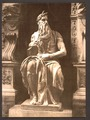 """Statue by Michael Angelo, """"The Seated Moses"""", Rome, Italy-LCCN2001700952.tif"""