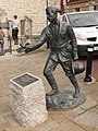 Statue of H M Stanley, Denbigh (cropped).jpg