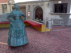 Statue of Mary Sanchez-Gran Canaria.jpg