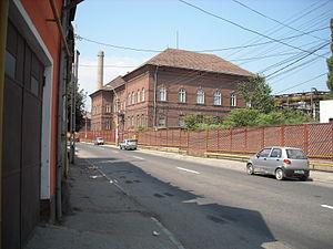 Hunedoara steel works