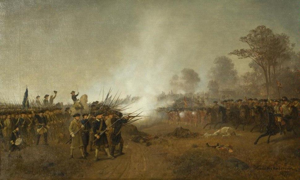 Stenbocks getapojkar vid Hälsingborg 1710