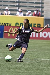 Stephanie Cox American professional soccer player