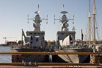 Stockholm-class corvette - Image: Stockholmclass