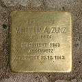 Stolperstein Linnestraße 29 Wilhelm A Zunz.jpg
