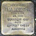 Stolperstein Olga Rosenthal Kehl.jpg