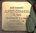 Stolperstein Pariser Str 11 (Wilmd) Alfred Cronheim.jpg