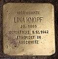Stolperstein Pariser Str 6 (Wilmd) Lina Knopf.jpg