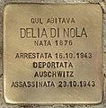 Stolperstein für Delia Di Nola (Rom).jpg