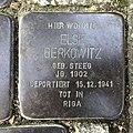 Stolperstein für Else Berkowitz in Hannover.jpg