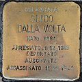Stolperstein für Guido Dalla Volta.JPG