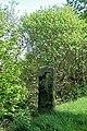 Stone Post, Boggard Lane, Oughtibridge - geograph.org.uk - 1281992.jpg