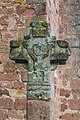 Stone cross in Arjac Aveyron 02.jpg