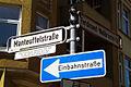 Straßenschild Manteuffelstraße Ferdinand-Wallbrecht-Straße Hannover.jpg