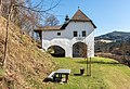 Strassburg Schlossweg 3 Kapelle Maria Loreto West-Ansicht 27032017 7204.jpg