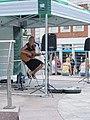 Street Entertainment, Warrington - geograph.org.uk - 521868.jpg