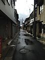 Street view near Hida-Furukawa Station 20150123-3.jpg