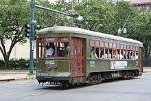 1920s: streetcars[edit]