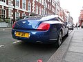 Streetcarl Bentley continental GT (6430033971).jpg