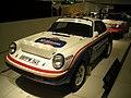 Stuttgart Jul 2012 49 (Porsche Museum - 1984 Porsche 911 Paris Dakar).JPG