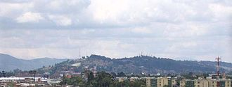 Suba, Bogotá - View of the Suba Hills, Bogotá